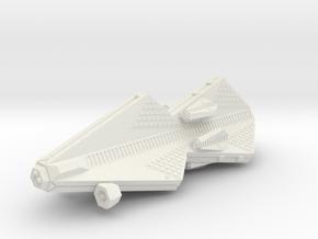 3788 Scale Tholian War Gunboat Tender (PFW) SRZ in White Natural Versatile Plastic