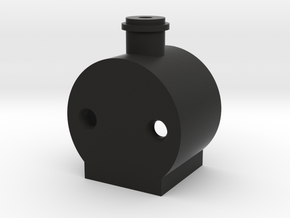 TWR Small Smokebox in Black Natural Versatile Plastic