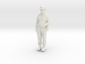 Printle C Homme 1602 - 1/24 - wob in White Natural Versatile Plastic