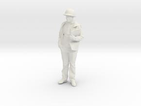 Printle C Homme 1606 - 1/24 - wob in White Natural Versatile Plastic