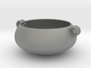 STN Bowl (Downloadable) in Gray PA12