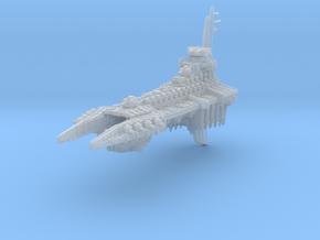 Despoiler Battleship (Bare) in Smooth Fine Detail Plastic