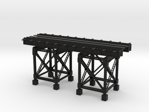 PRR HIGHLINE HO Scale in Black Natural Versatile Plastic
