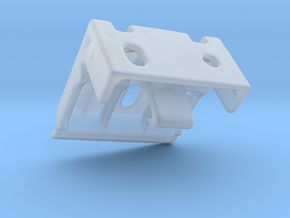Shade Bracket 302 Kirsch Levolor Plastic in Smooth Fine Detail Plastic