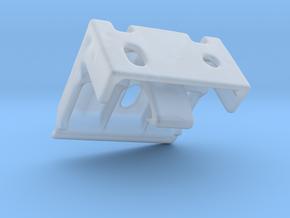 Shade Bracket 302 Kirsch Levolor Plastic in Smooth Fine Detail Plastic