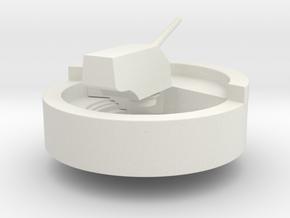 sk 38cm l/45 lange max 1/200 in White Natural Versatile Plastic