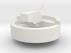 sk 38cm l/45 lange max 1/144 in White Natural Versatile Plastic
