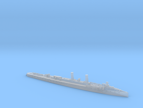 SMS Kígyó 1/1250 (without mast) in Smooth Fine Detail Plastic