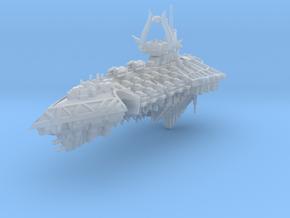 Stele Battlecruiser in Smooth Fine Detail Plastic