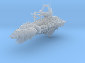 Mastaba Cruiser in Smooth Fine Detail Plastic
