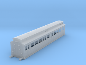 o-148-lswr-royal-saloon-no17-coach-1 in Smooth Fine Detail Plastic