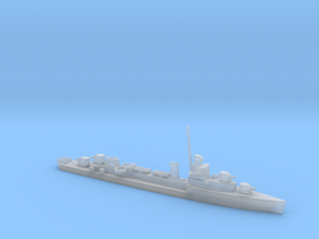 1/1800 Scale Sims Class Destroyers in Smooth Fine Detail Plastic