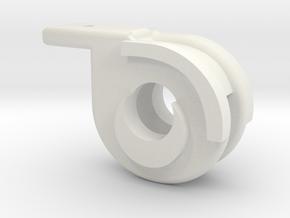 Tablesaw 829703 fence lock in White Natural Versatile Plastic