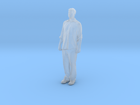 Printle C Homme 197 - 1/72 - wob in Smooth Fine Detail Plastic