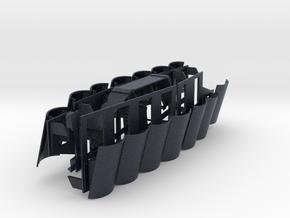 TUSK II for Abrams ARAT 32 Turret side panels in Black Professional Plastic