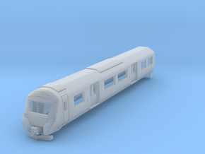 Siemens Desiro City 700/707 DMCO N 1/148  in Smooth Fine Detail Plastic
