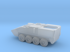 1/200 Scale Stryker Mortar Carrier in Smooth Fine Detail Plastic