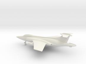Blackburn Buccaneer S.2 in White Natural Versatile Plastic: 1:64 - S