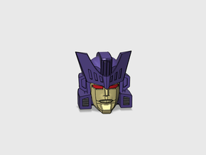 GRABUGE Buggy Head in Smooth Fine Detail Plastic: Extra Small