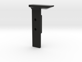 Lockable Garmin 595 Base Plate - Slider in Black Natural Versatile Plastic