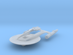 """Discovery time line USS AKIRA  V2 5"""" in Smooth Fine Detail Plastic"""