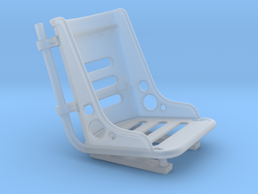 Bomber Seats Miniature 1/24 in Smoothest Fine Detail Plastic
