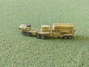 MIM-104 Patriot SAM PAC-3 Launcher (traveling) 1/2 in Smooth Fine Detail Plastic