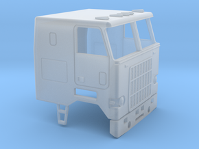 1/50  Mack Cruise-Liner Cab in Smooth Fine Detail Plastic