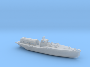 1/285 Scale IJN 15 Meter Boat in Smooth Fine Detail Plastic