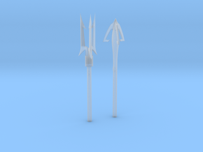 URS Claw - Alternate Prongs in Smoothest Fine Detail Plastic