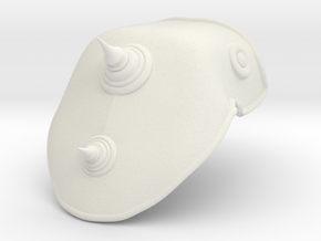 ELEPHANT HEAD ARMOR 2 in White Natural Versatile Plastic