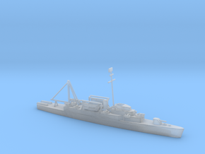 1/2400 Scale APD-125 in Smooth Fine Detail Plastic
