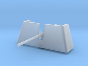 EQ19B M2 Pedestal Mount ACAV (1/87) in Smooth Fine Detail Plastic