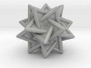 Tetrahedra Compound in Aluminum