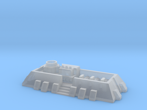 Factory module for wargames in Smooth Fine Detail Plastic