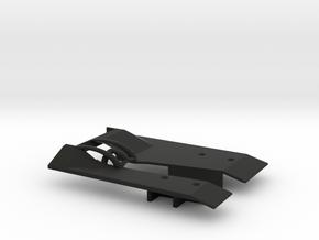The Best CC01 Skid Plate EVER in Black Natural Versatile Plastic