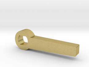 lct g3a3 safety lever part in Natural Brass