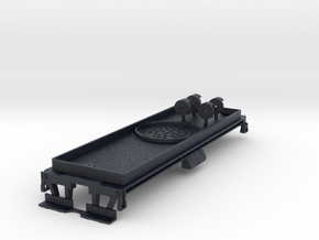 TT Floor for ATSF tender 12k in Black PA12