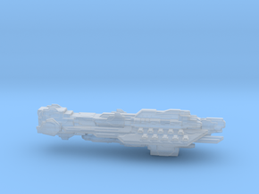 UNCS Enterprise in Smooth Fine Detail Plastic