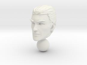 micro head 1 in White Premium Versatile Plastic