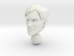 micro head 2 in White Premium Versatile Plastic