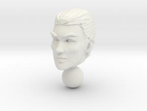 micro head 4 in White Premium Versatile Plastic