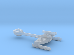 IKS E5 Light Cruiser Refit in Smooth Fine Detail Plastic