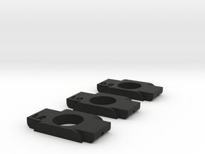 Anticondensa Billet Box Rev4 per boro Tank Billet  in Black Natural Versatile Plastic