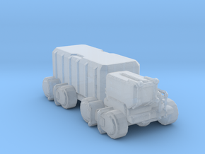 A-CMX360 Cargo Truck 160 scale in Smooth Fine Detail Plastic