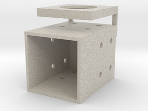 manhole cable pit 1:35 in Natural Sandstone