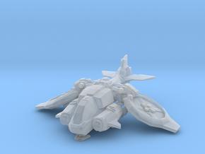 Starcraft Banshee in Smooth Fine Detail Plastic