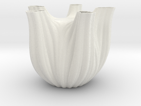 Vase 1752F in Matte Full Color Sandstone