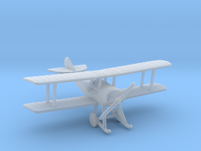 Sopwith Tabloid in Smooth Fine Detail Plastic: 1:144