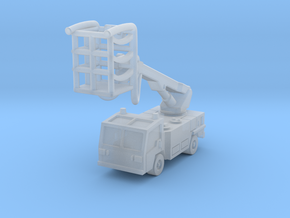 Deicing Truck GS-700 in Smoothest Fine Detail Plastic: 1:200